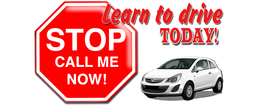 Driving lessons with Graham Baker Adi